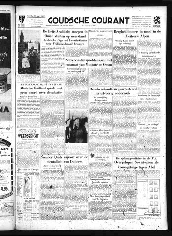 Goudsche Courant 1957-08-10