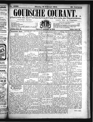 Goudsche Courant 1914-02-10