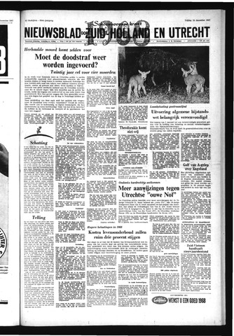 Schoonhovensche Courant 1967-12-29