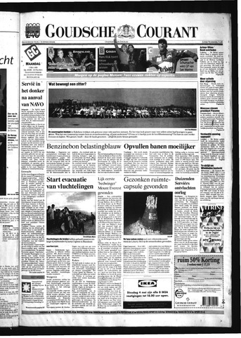 Goudsche Courant 1999-05-03