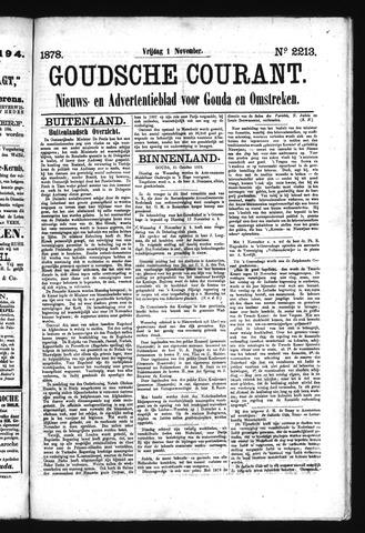 Goudsche Courant 1878-11-01
