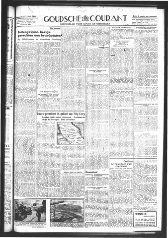 Goudsche Courant 1944-06-21