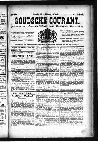 Goudsche Courant 1889-04-22