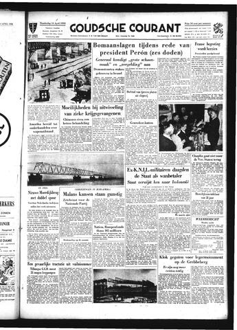 Goudsche Courant 1953-04-16