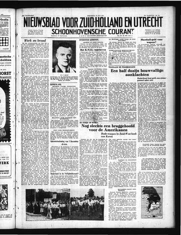 Schoonhovensche Courant 1950-07-26
