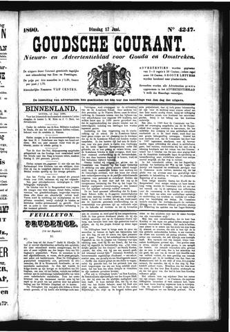 Goudsche Courant 1890-06-17