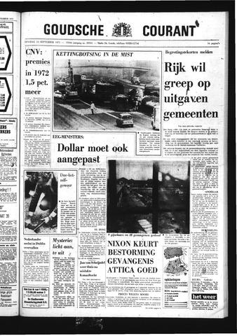 Goudsche Courant 1971-09-14
