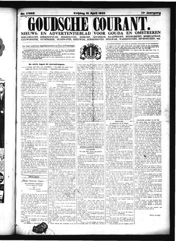 Goudsche Courant 1932-04-15