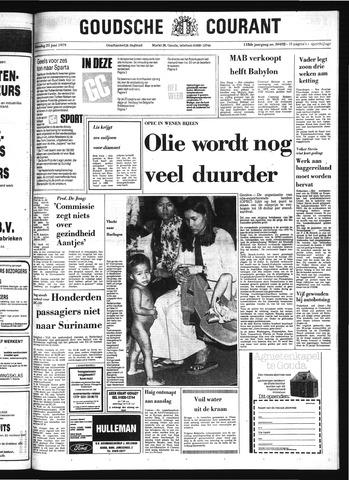 Goudsche Courant 1979-06-25