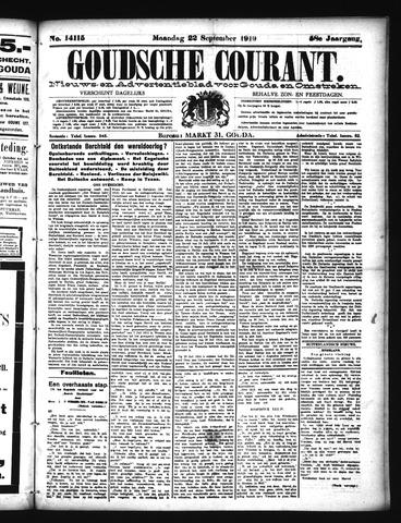 Goudsche Courant 1919-11-22