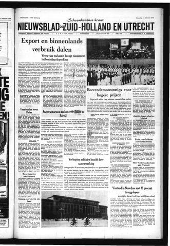 Schoonhovensche Courant 1972-02-14