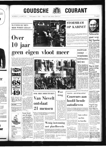 Goudsche Courant 1972-03-16