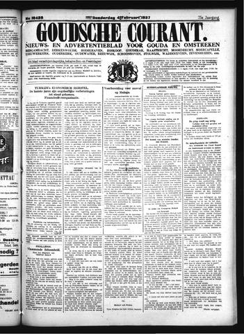 Goudsche Courant 1937-02-04