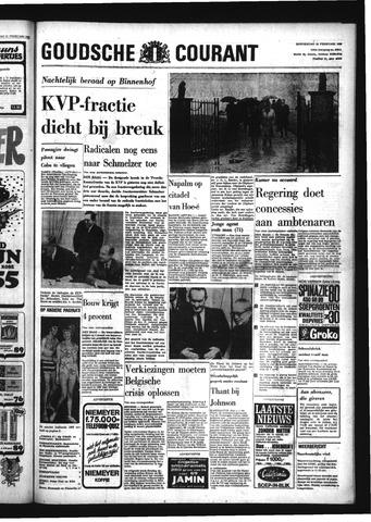 Goudsche Courant 1968-02-22