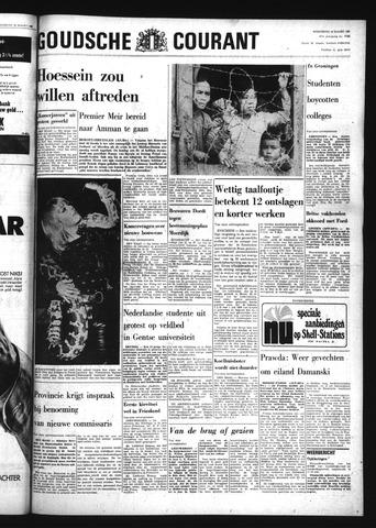 Goudsche Courant 1969-03-19