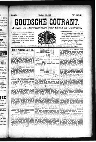 Goudsche Courant 1885-06-28