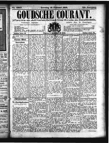 Goudsche Courant 1916-02-19