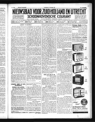 Schoonhovensche Courant 1938-10-05