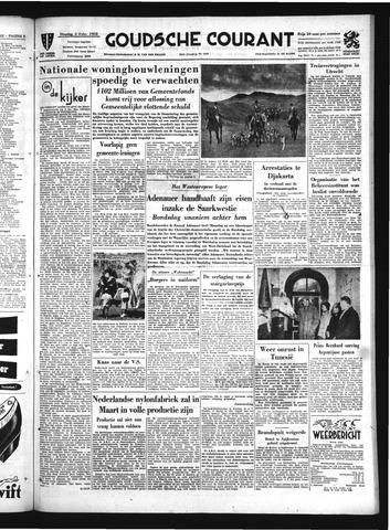 Goudsche Courant 1952-02-05