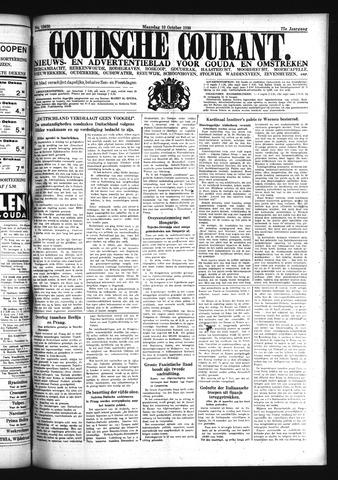 Goudsche Courant 1938-10-10
