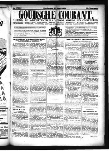 Goudsche Courant 1931-04-23