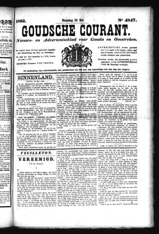 Goudsche Courant 1892-05-30