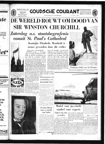 Goudsche Courant 1965-01-25