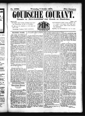 Goudsche Courant 1908-10-07