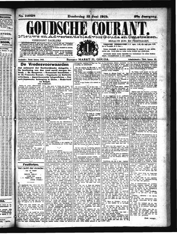 Goudsche Courant 1919-06-12