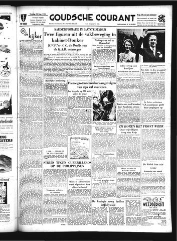Goudsche Courant 1952-08-15