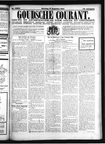 Goudsche Courant 1934-08-21