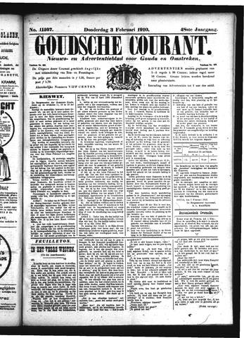 Goudsche Courant 1910-02-03