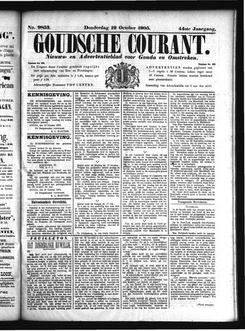 Goudsche Courant 1905-10-19