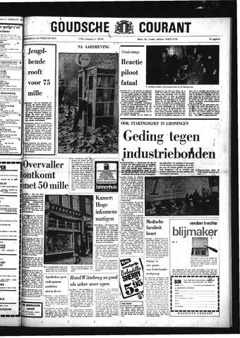 Goudsche Courant 1973-02-22
