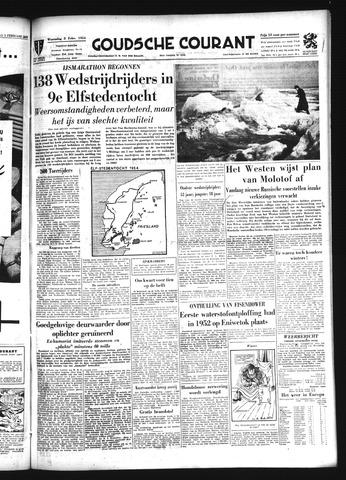 Goudsche Courant 1954-02-03