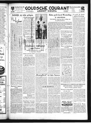Goudsche Courant 1950-01-25