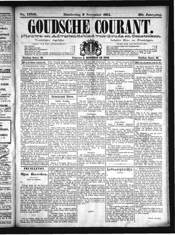Goudsche Courant 1911-11-09