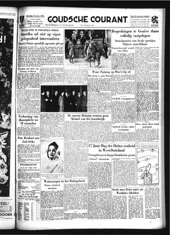 Goudsche Courant 1954-06-12
