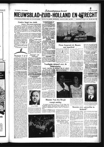 Schoonhovensche Courant 1959-07-31