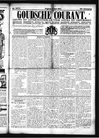Goudsche Courant 1927-06-03