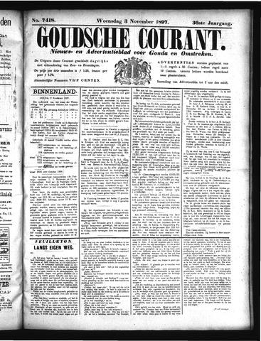 Goudsche Courant 1897-11-03