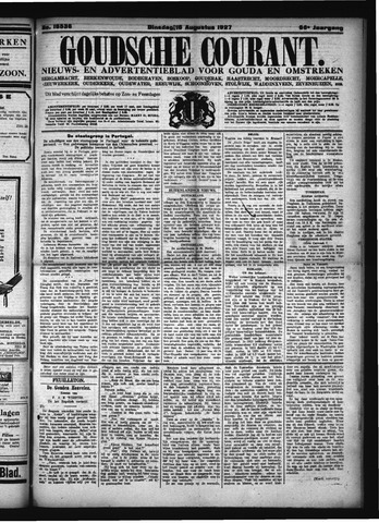 Goudsche Courant 1927-08-16