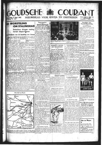 Goudsche Courant 1942-09-02