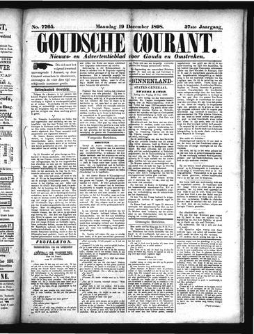 Goudsche Courant 1898-12-19
