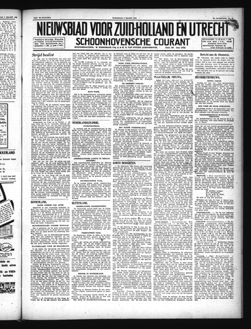 Schoonhovensche Courant 1947-03-05