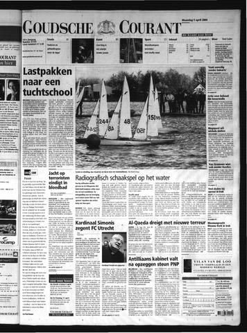 Goudsche Courant 2004-04-05