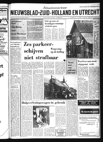 Schoonhovensche Courant 1979-03-16