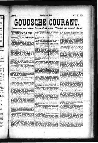 Goudsche Courant 1884-07-27