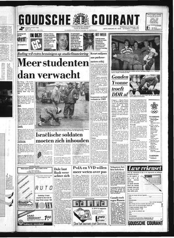 Goudsche Courant 1988-02-24