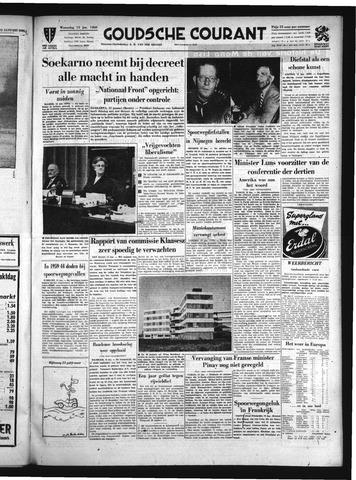 Goudsche Courant 1960-01-13